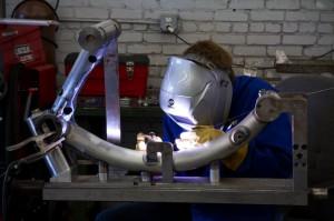 Scriven Precision Fabrication, Phoenix AZ, Welding