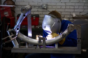 Scriven Precision Fabrication, Phoenix AZ, Welding